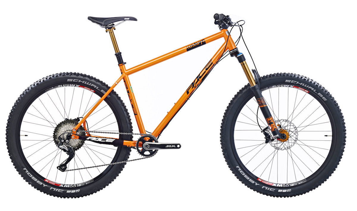 pace rc127 plus hardtail steel 27.5 650b