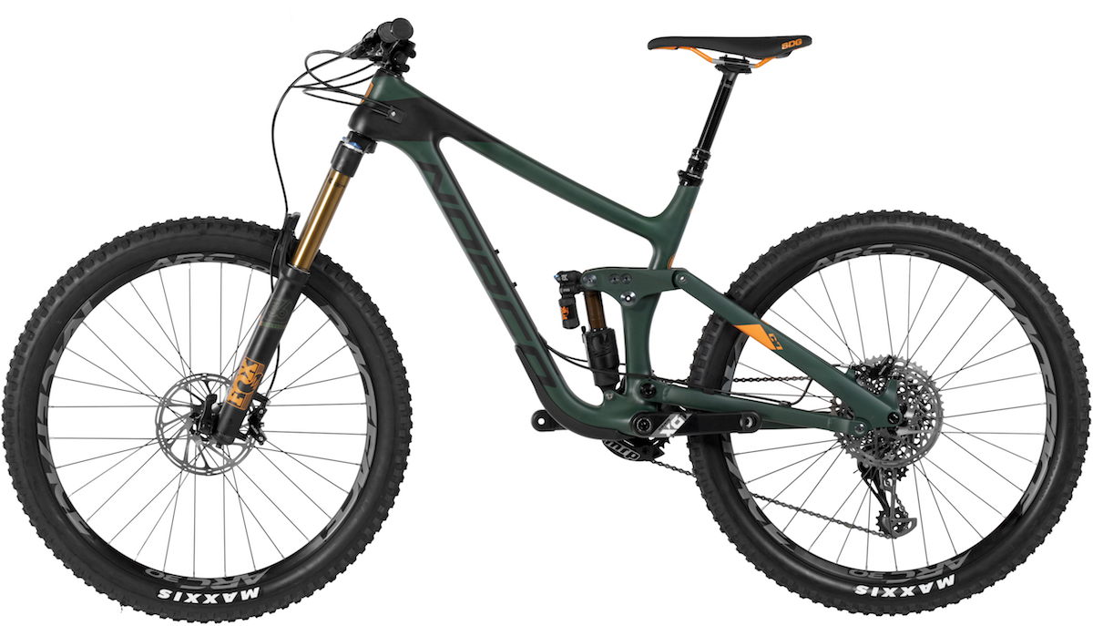 norco range enduro carbon 29er 27.5 all mountain canada