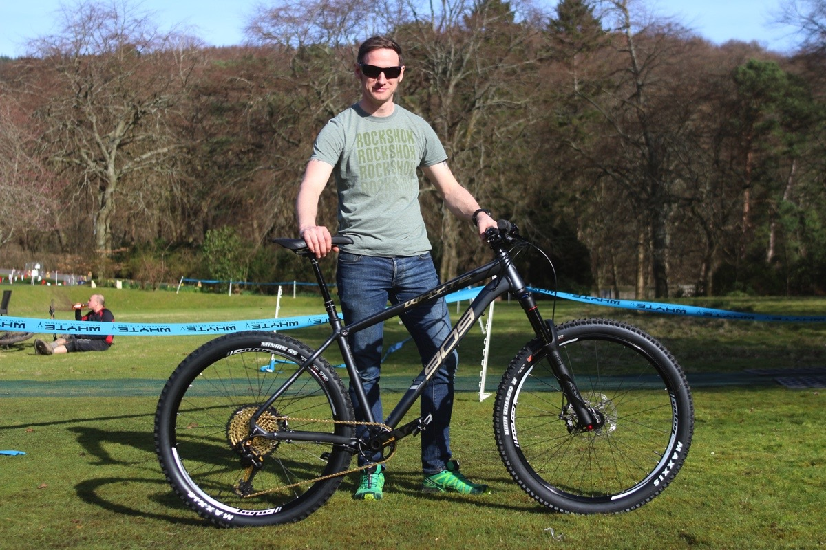 whyte 909 hardtail neil halcrow
