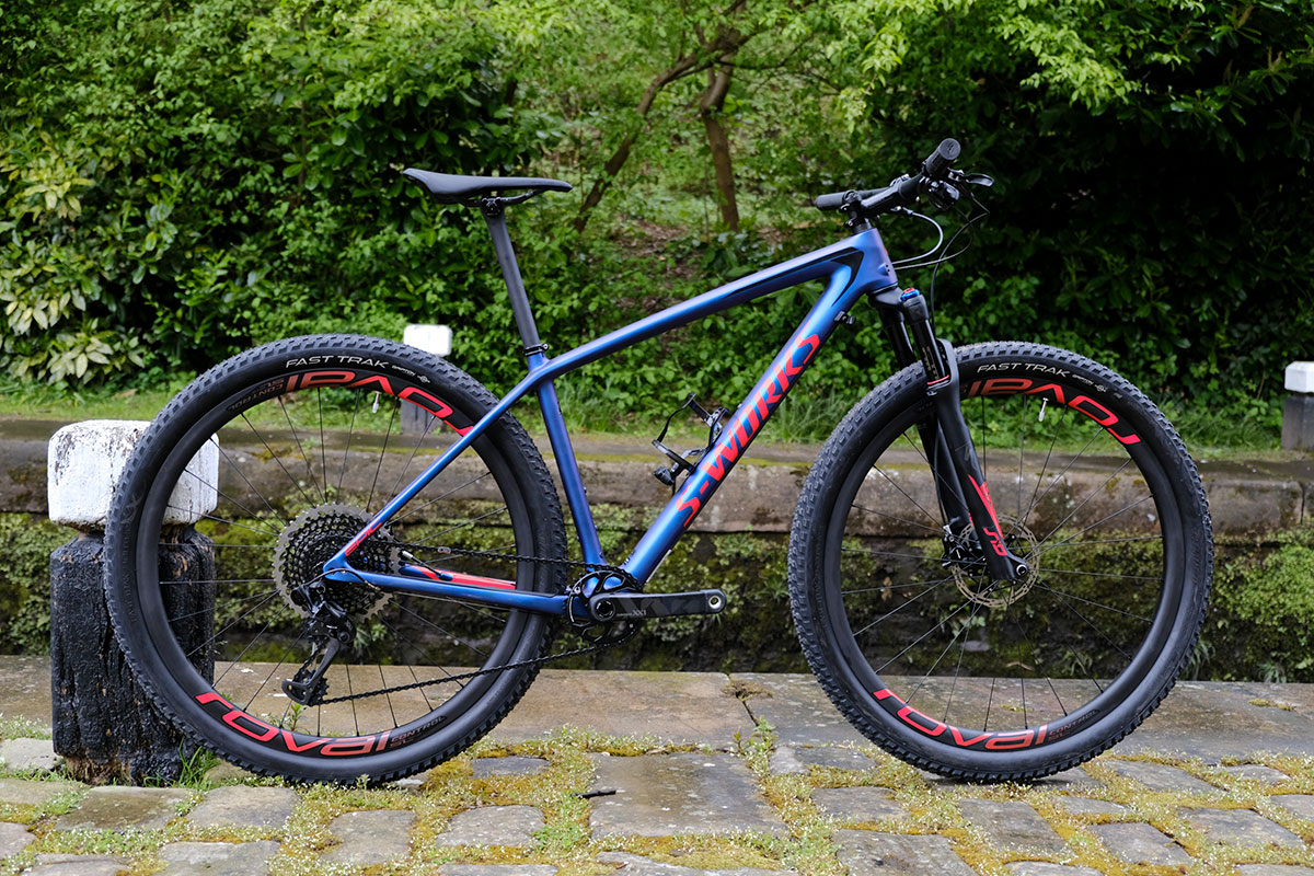 specialized epic s-works hardtail carbon 29in