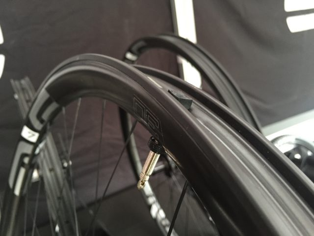 Made in house at ENVE from a polymer,