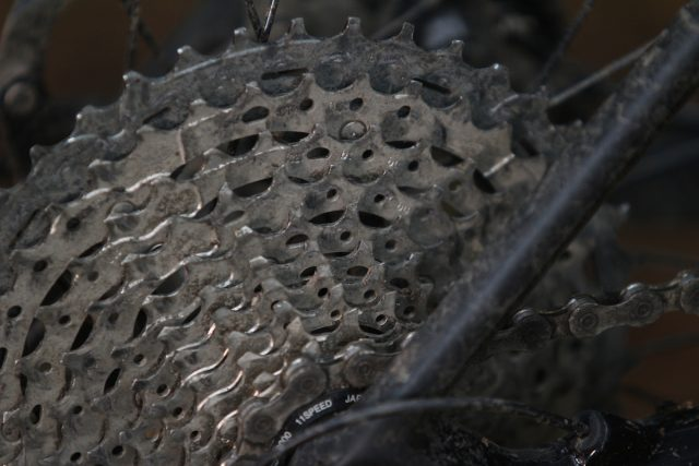 canyon exceed di2 hardtail carbon wil hurstwood madison step cast fox slx cassette