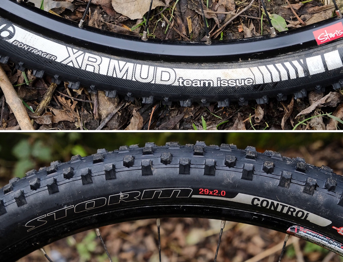bontrager specialized mud tyres xr storm control