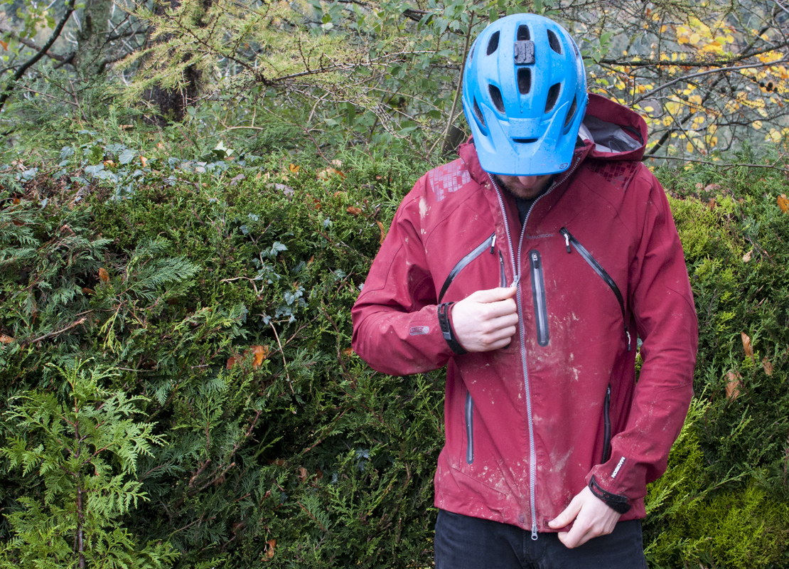 Madison addict jacket waterproof winter