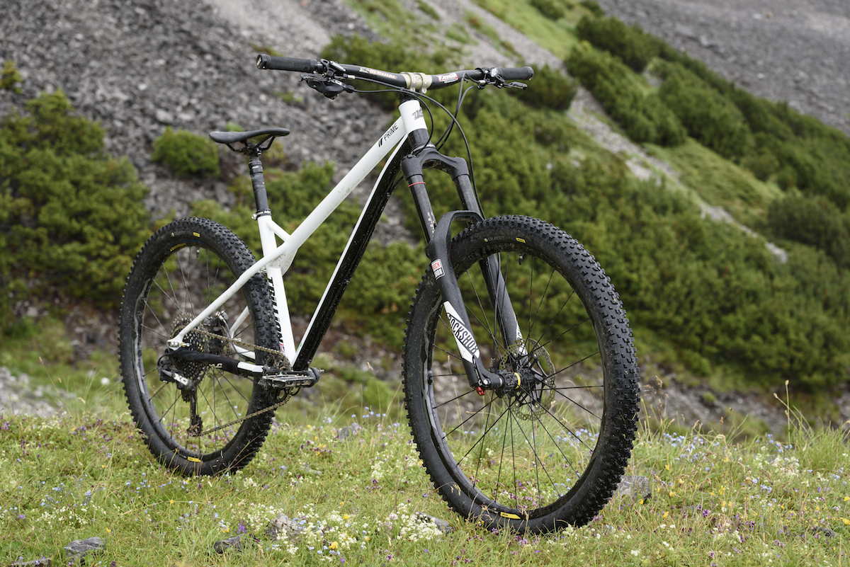 trillion prime steel killer hardtail innsbruck