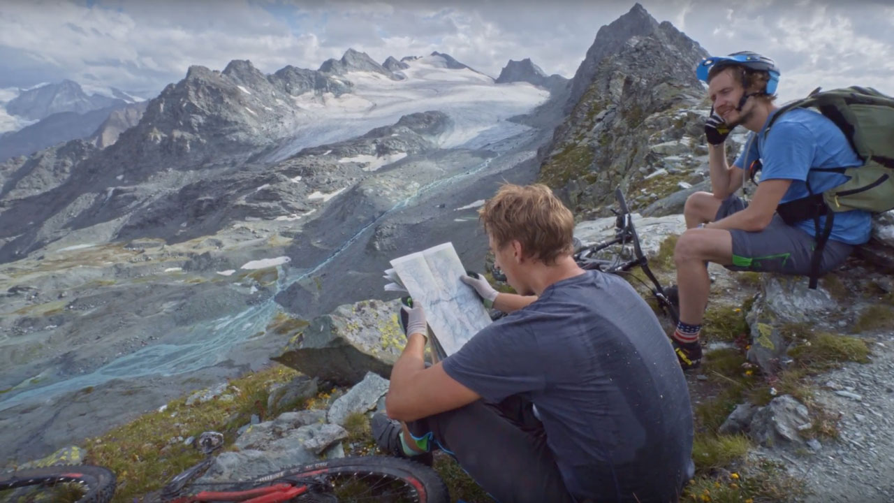 Video - Jonas M and Jakob N - Haute Route