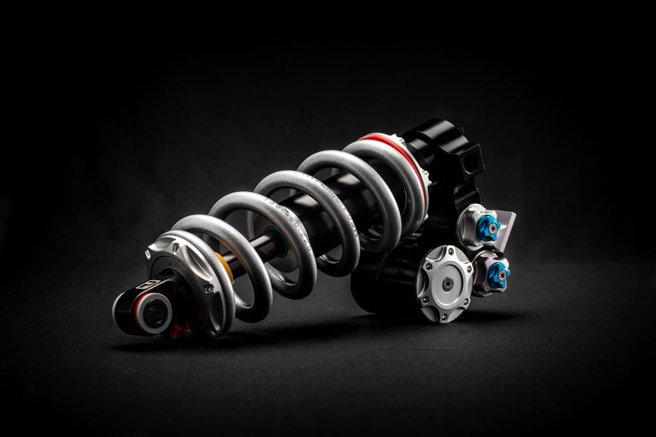 Push Industries Metric Coil shock