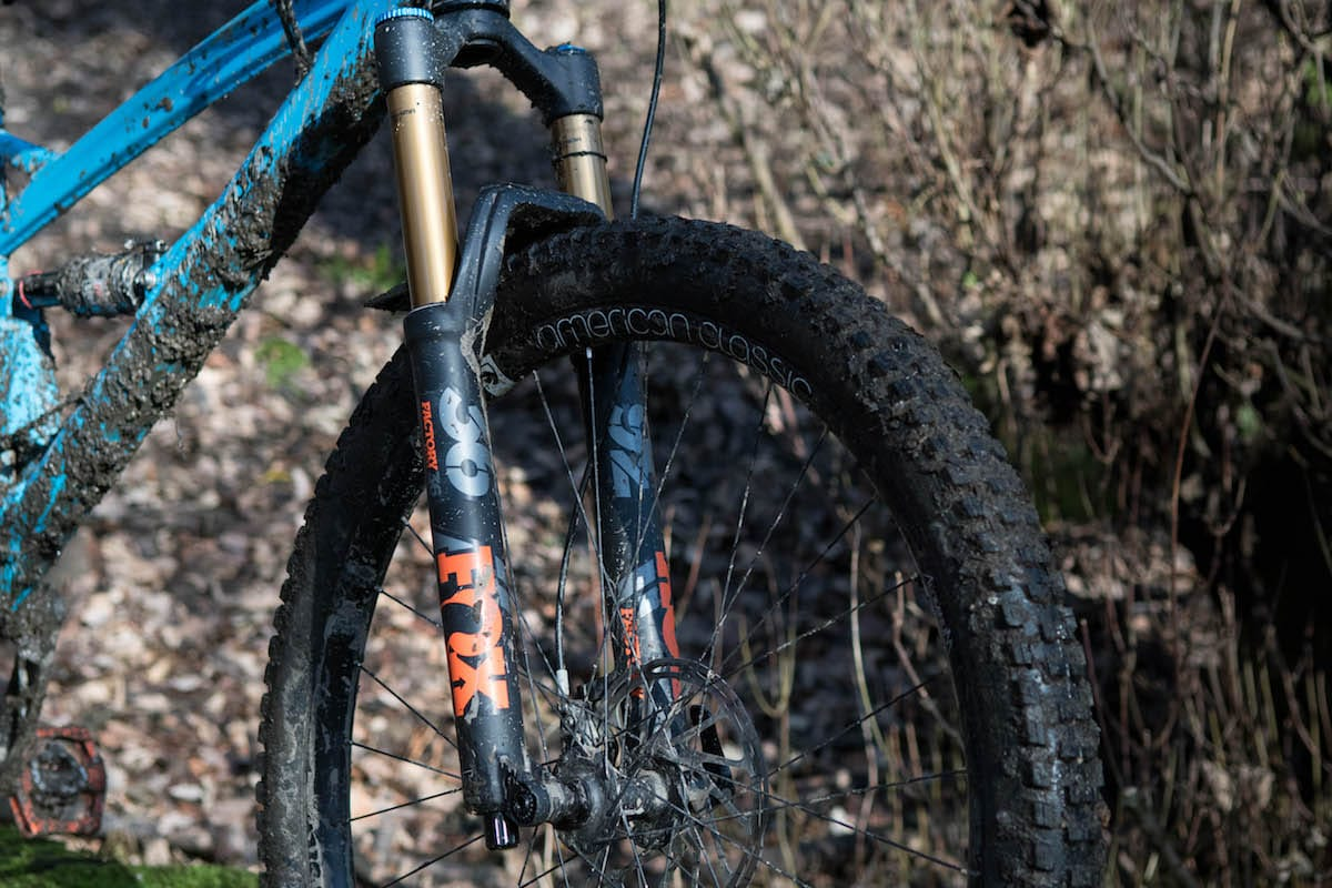 fox float 36 factory series kashima fork