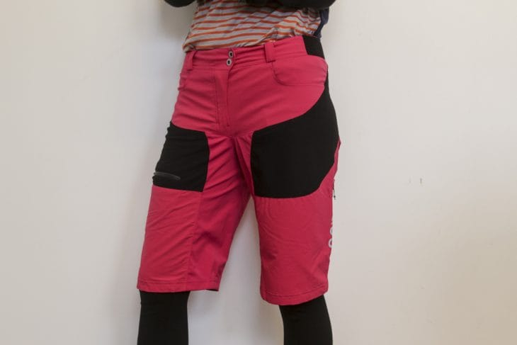 gore baggy shorts womens