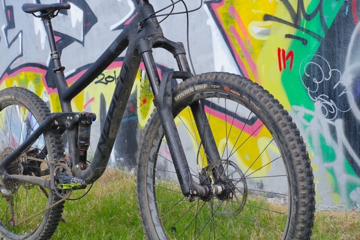 rockshox pike norco sight carbon