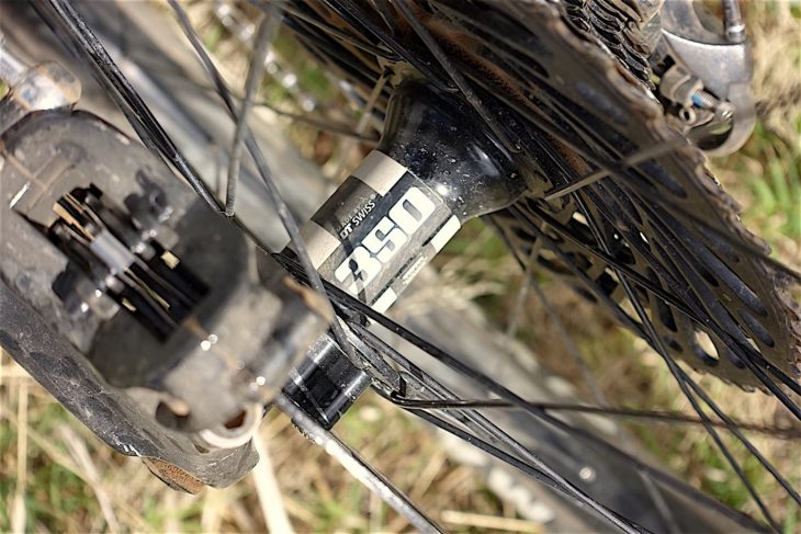 norco sight carbon dt swiss 350 hub