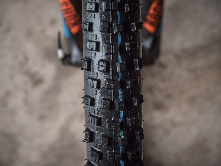 schwalbe nobby nic apex addix 2.6in cotic ben gerrish
