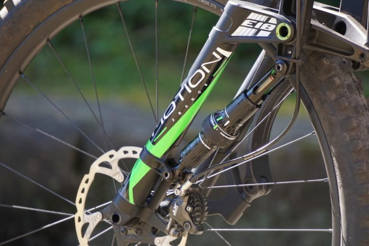 motion e18 linkage fork