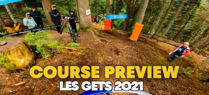 Les Gets Downhill World Cup